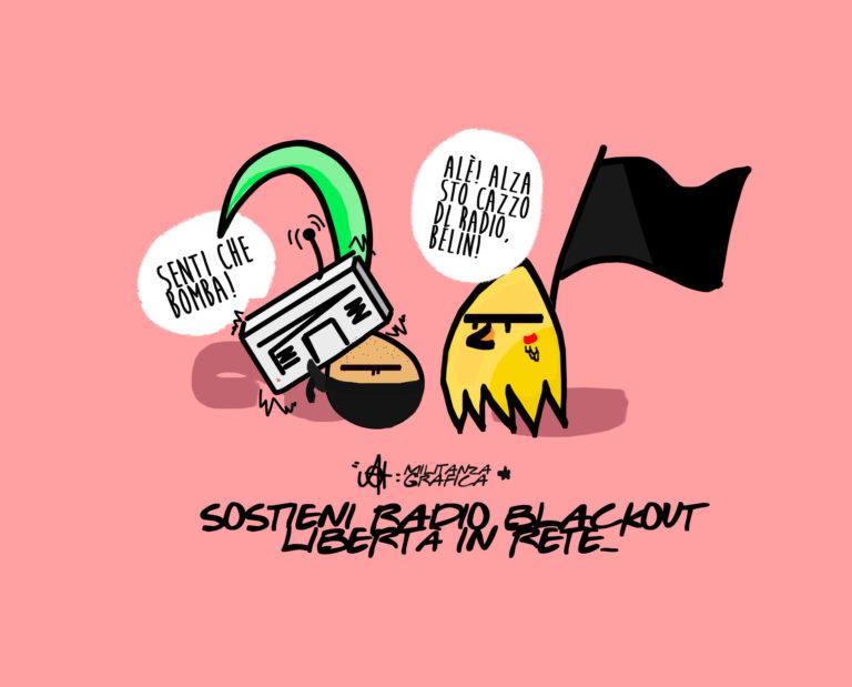 Ascoltiamo #RadioBlackout