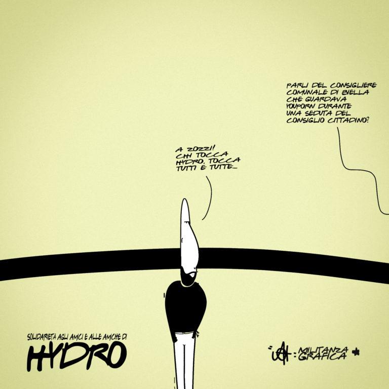 Chi tocca Hydro, tocca tutti e tutte