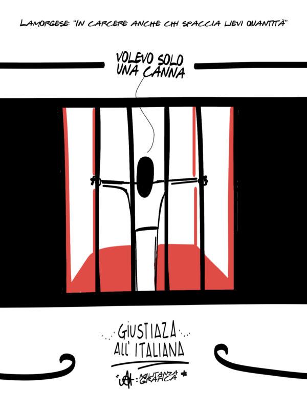 Giustizia all'italiana
