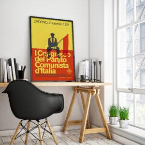 Partito Comunista Italiano Poster