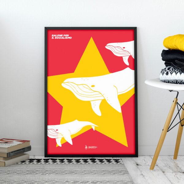Balene Poster