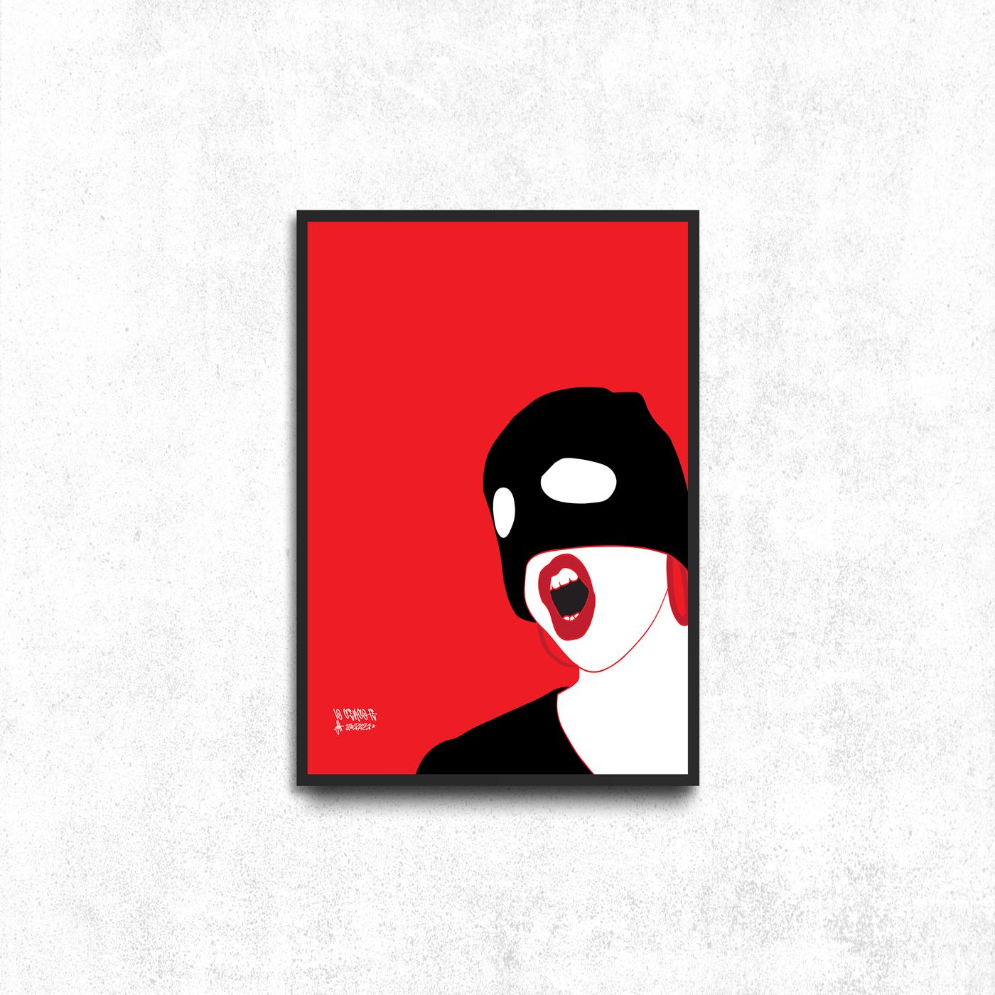 Io Cerco Te Poster