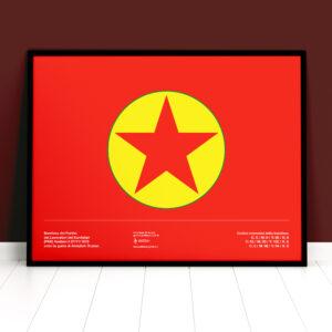 Bandiera PKK