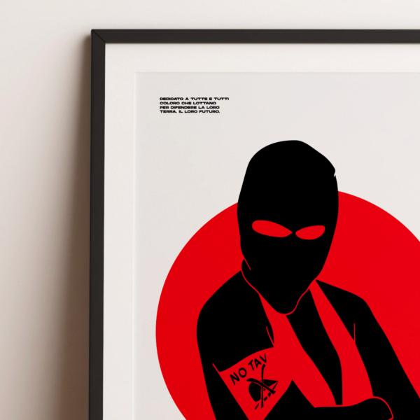 NO TAV Poster
